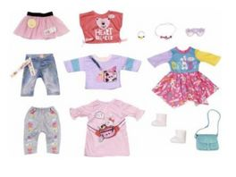 Zapf Creation BABY born City Fashion Set 43cm