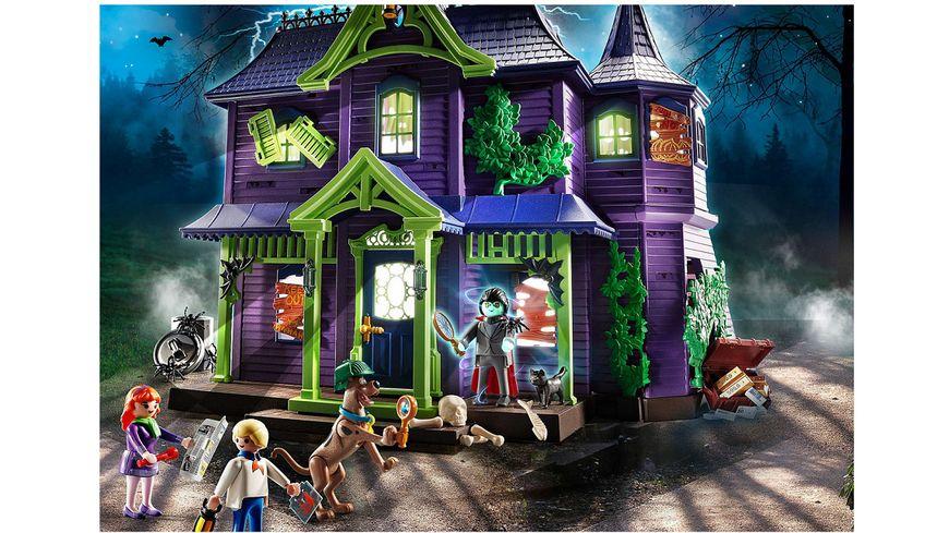PLAYMOBIL 70361 SCOOBY DOO Abenteuer im Geisterhaus