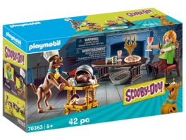 PLAYMOBIL 70363 SCOOBY DOO Abendessen mit Shaggy