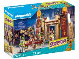 PLAYMOBIL 70365 SCOOBY DOO Abenteuer in Aegypten