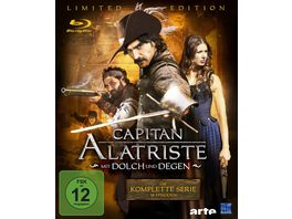Capitan Alatriste Mit Dolch und Degen 6 BRs