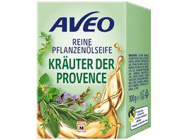 AVEO Pflanzenoelseife Kraeuter der Provence