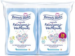 Beauty Baby supersofte Reinigungs Wattepads