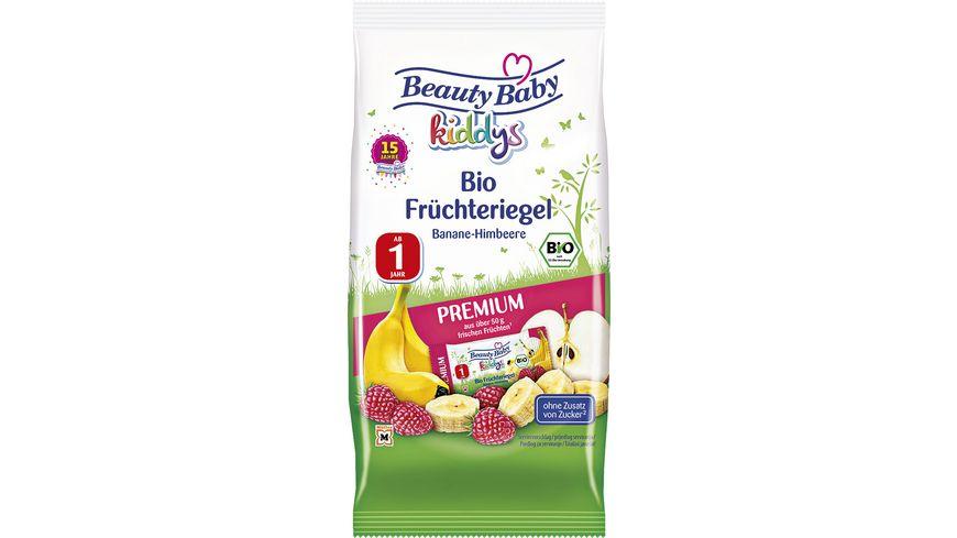 Beauty Baby Bio-Früchteriegel Banane-Himbeere