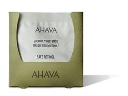 AHAVA pRetinol Sheet Mask