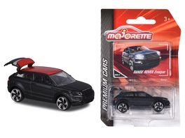 Majorette Premium Cars Range Rover Evoque