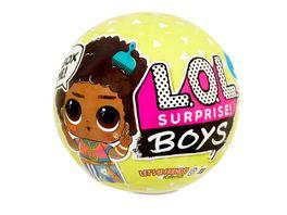 L O L SURPRISE Boys Puppe mit 7 Ueberraschungen Series 3