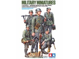 Tamiya 1 35 Fig Set Dt Infanterie 1941 42 5 300035371