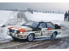Italeri 510003642 1 24 Audi Quattro Rally