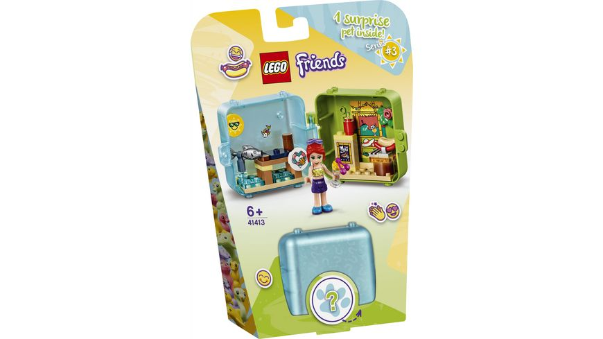 LEGO Friends 41413 Mias Sommer Wuerfel Hotdog Stand