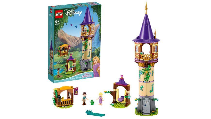 LEGO Disney Princess 43187 Rapunzels Turm