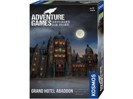 KOSMOS Adventure Games Grand Hotel Abaddon