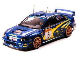 Tamiya 1 24 Subaru Impreza WRC 2001