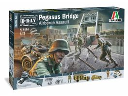 Italeri 510006194 1 72 Battle Set Pegasus Bridge