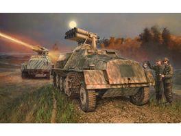 Italeri 510006562 1 35 15cm Panzerwerfer 42 auf SWS