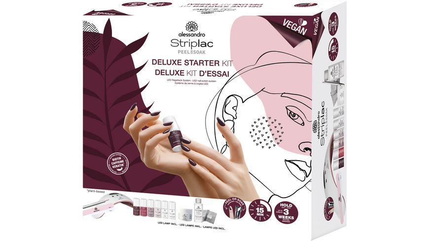 alessandro Striplac Deluxe Starter Kit