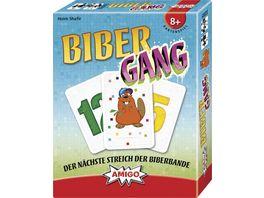 Amigo Spiele Biber Gang