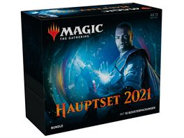 Magic the Gathering Core Set 2021 Bundle DE