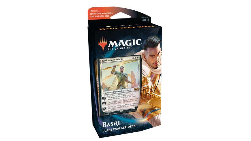 Magic the Gathering - Core Set 2021 Planeswalker DE, sortiert