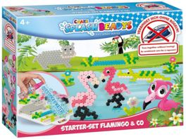 CRAZE Splash Beadys Starter Set Flamingo Co