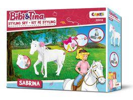CRAZE Bibi Tina Styling Set Sabrina