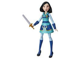 Hasbro Disney Prinzessin Tapfere Kriegerin Mulan