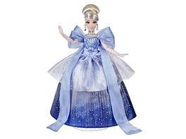 Hasbro Disney Prinzessin Style Serie Weihnachtsedition Cinderella