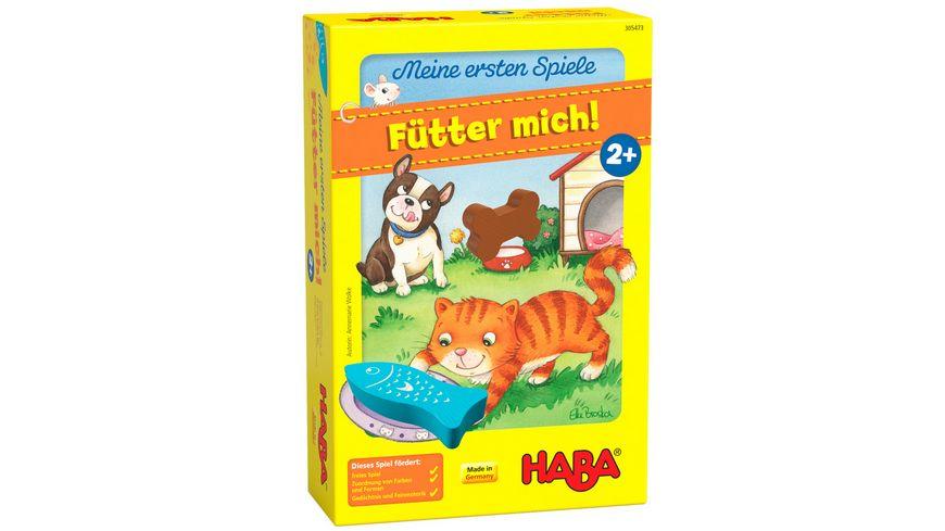 HABA - Meine ersten Spiele – Fütter mich!