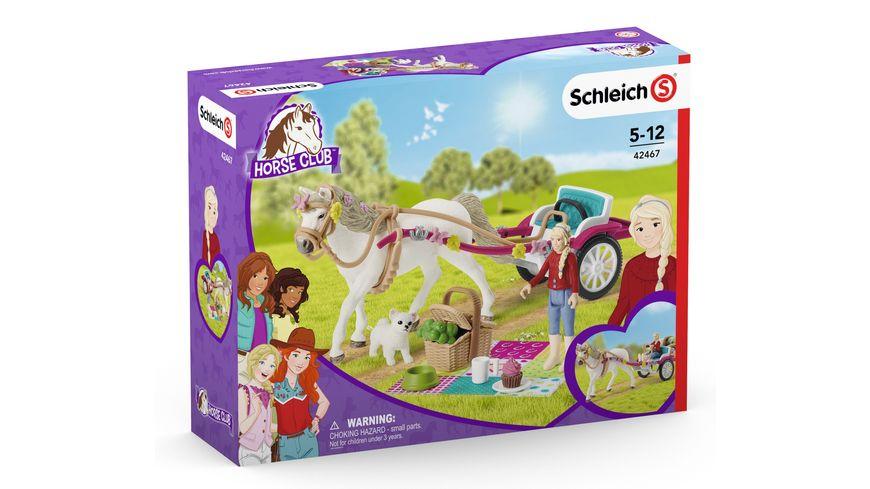 Schleich 42467 Kutsche fuer Pferdeshow