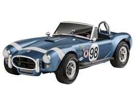 Revell 67669 Model Set 62 Shelby Cobra 289
