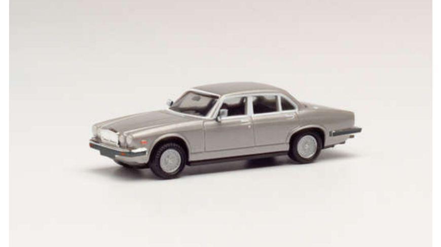 Herpa 430814 - Jaguar XJ 6, silbermetallic