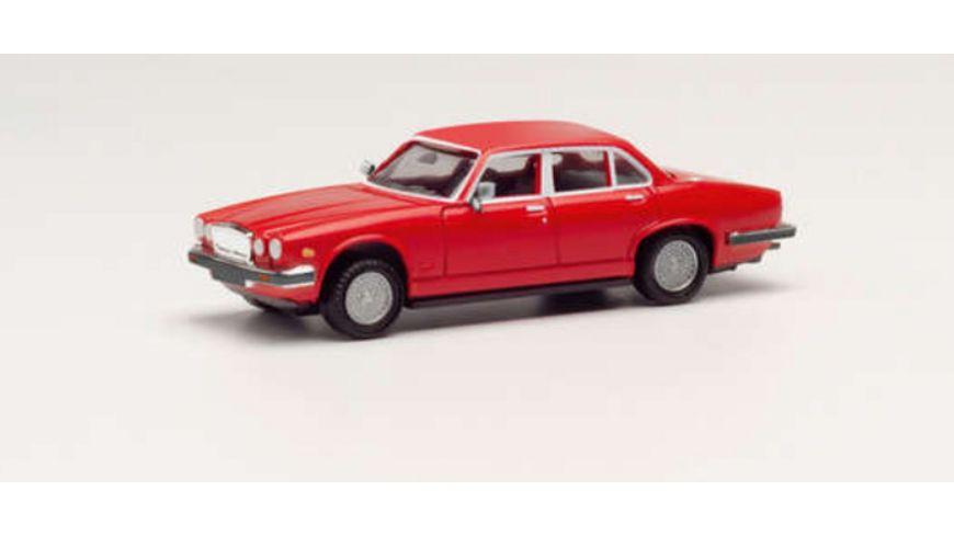 Herpa 420587 Jaguar XJ 6 rot