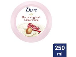 Dove Body Yoghurt Koerpercreme mit Granatapfel Sheabutterduft