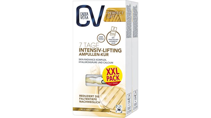 CV PERFECT LIFT Ampulle 14tage Intensivkur