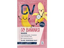 CV GO BANANAS Maske Limited Edition