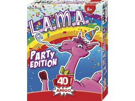 Amigo Spiele LAMA Party Edition