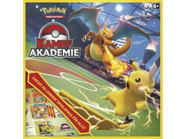 Pokemon Sammelkartenspiel Battle Academy DE MBE6 Deutsch