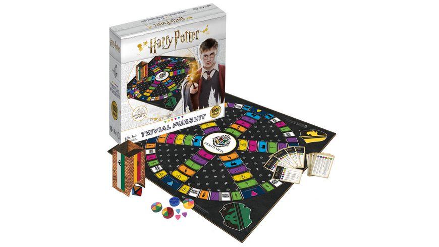 Winning Moves Trivial Pursuit Harry Potter XL