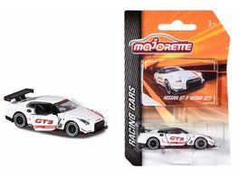 Majorette Racing Nissan GT R Nismo GT3