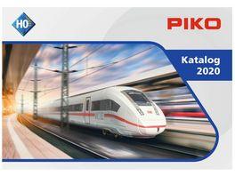 PIKO 99500 H0 Katalog 2020