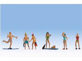 NOCH 15854 H0 Wassersportler
