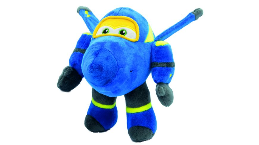 joy toy super wings plueschfigur jerome 20 cm