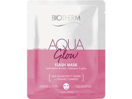 Biotherm Aqua Super Tuchmaske Glow