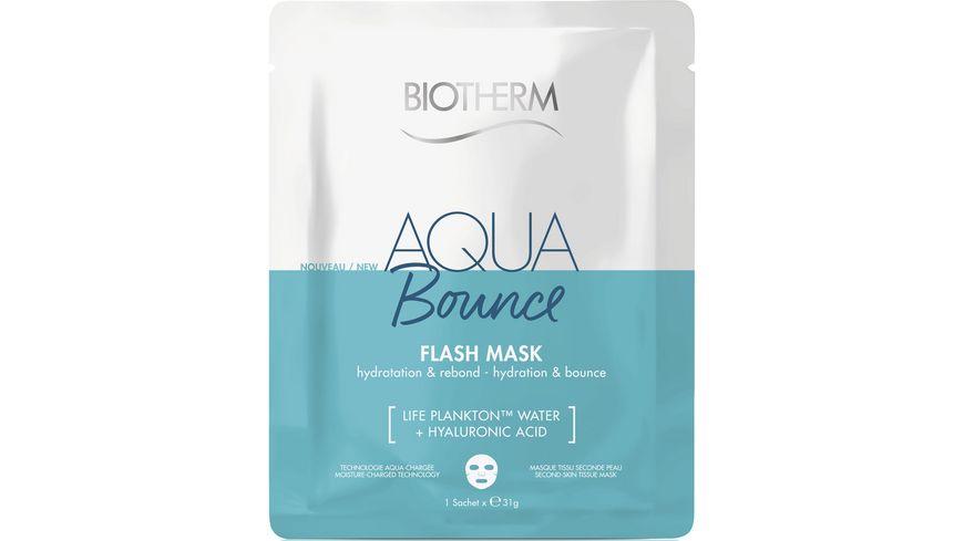 Biotherm Aqua Super Tuchmaske Bounce