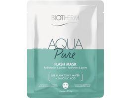 Biotherm Aqua Super Tuchmaske Pure