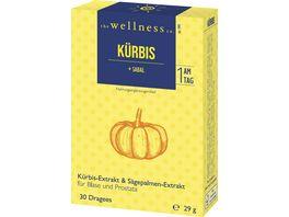 The Wellness Co Kuerbis Sabal