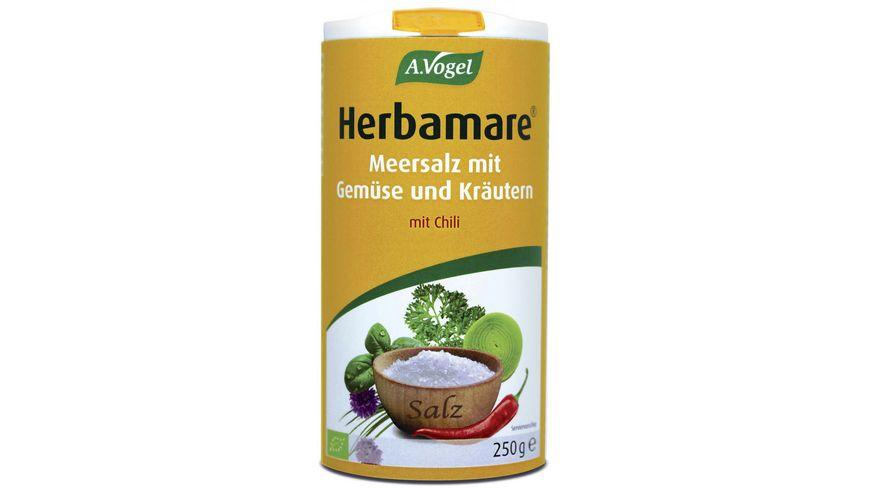 A.Vogel Herbamare Spicy Meersalz