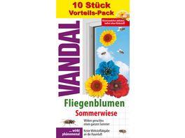 Vandal Fliegenblumen Sommerwiese