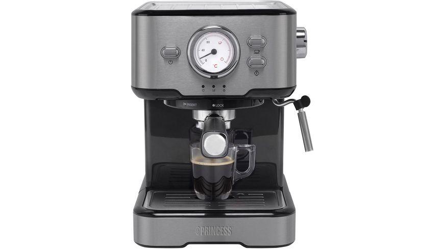 Princess Espresso- und Kapselmaschine 249412