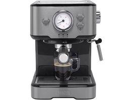 Princess Espresso und Kapselmaschine 249412
